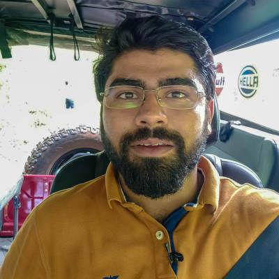 Dhruv Paliwal