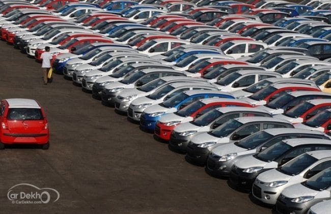 Growth of Indian car market