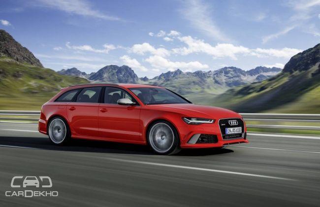 Audi RS7 performance edition