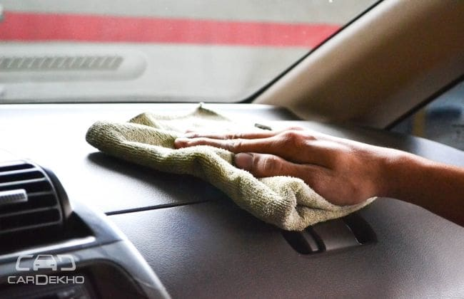 how to keep your cars interior clean maintenance cardekho com