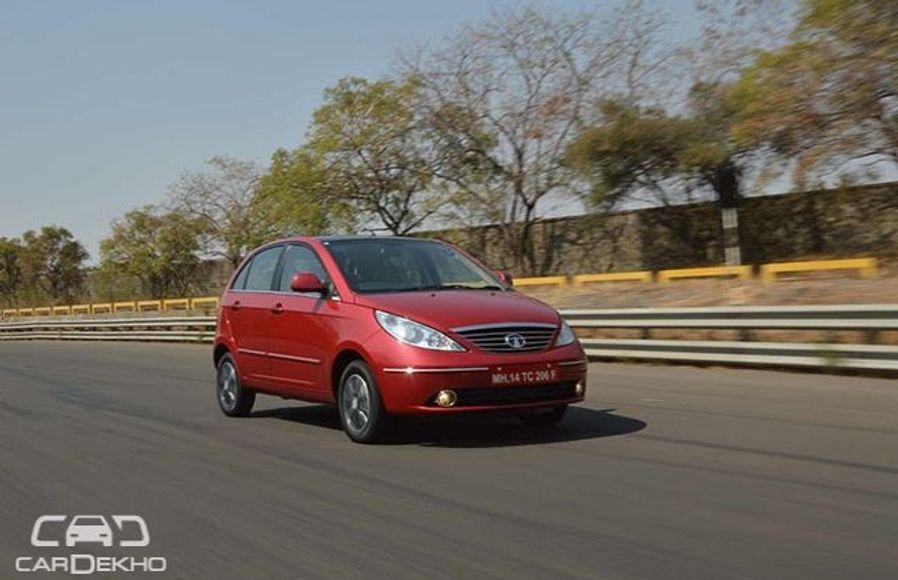 Tata Indica Vista Road Test Images