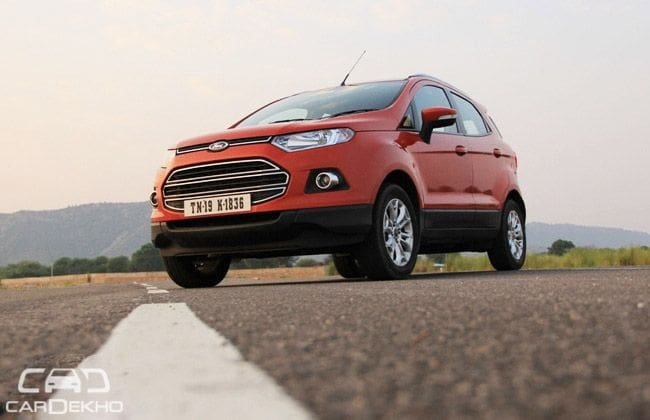 Ford EcoSport-Reliability Report