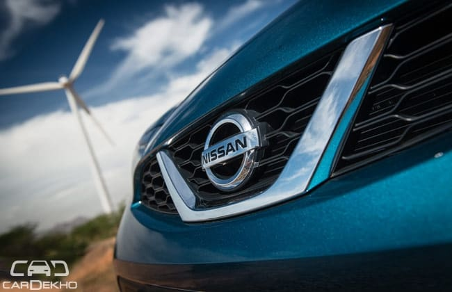 Nissan Micra Road Test Images