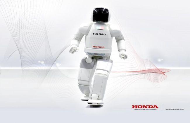 """Honda's Humanoid -€"""" ASIMO"""