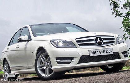 Mercedes-Benz C250 AMG Performance Edition | CarDekho com
