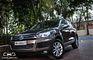 Volkswagen Touareg Road Test Images