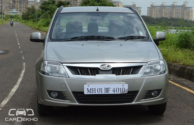 Mahindra Verito Road Test Images