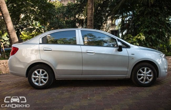 Chevrolet Sail Road Test Images