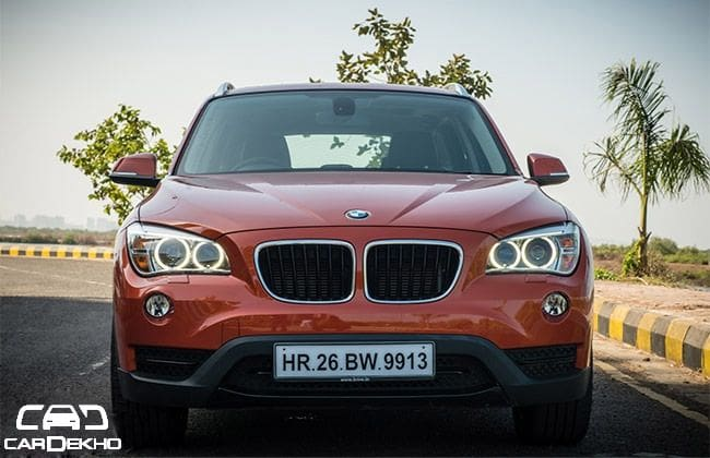 BMW X1 2015-2020 Road Test Images