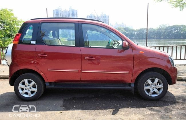 Mahindra Quanto Road Test Images