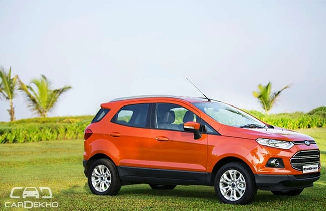Ford Ecosport Expert Review