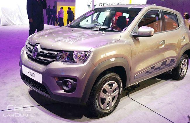 Renault Kwid EasyR: AMT