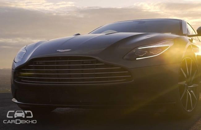 Aston Martin DB11 Unique LED Headlights