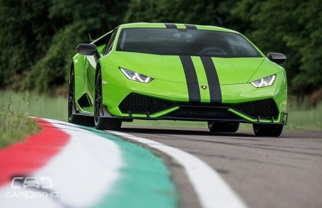 Lamborghini Huracan Gets New Accessories Looks Even Hotter