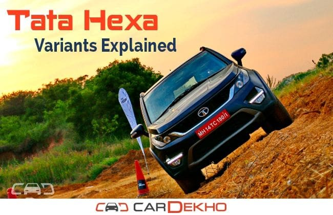 Tata Hexa