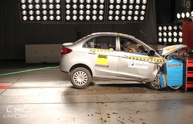 Tata Zest (without airbags)