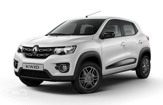 Renault Kwid (Brazil)