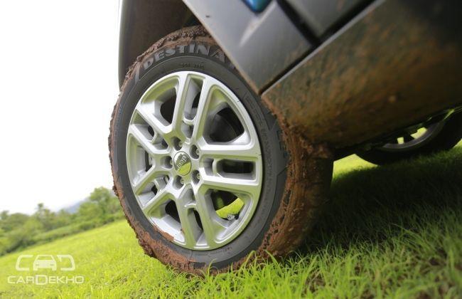 Jeep Compass Alloys