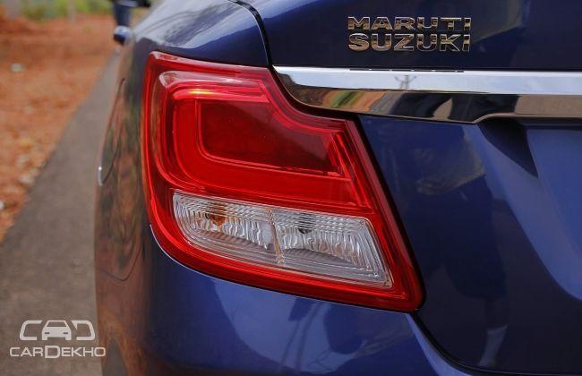 2017 Maruti Suzuki Swift Dzire