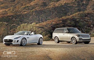 jaguar land rover car prices post gst | cardekho