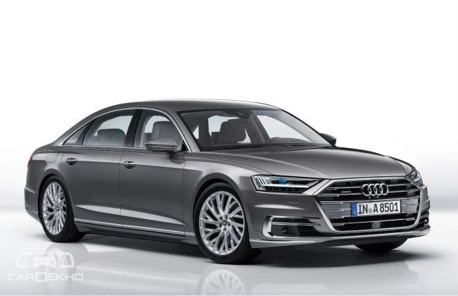 Fourth Gen Audi A8 Revealed