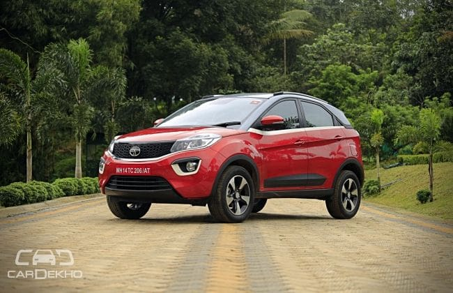 Tata Nexon - All You Need To Know About The Compact SUV
