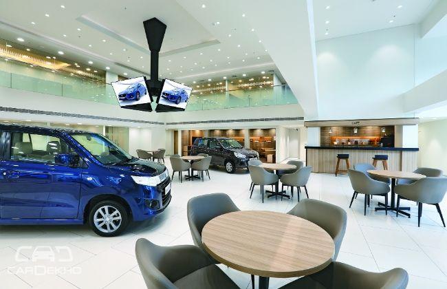 Maruti Suzuki Arena dealership