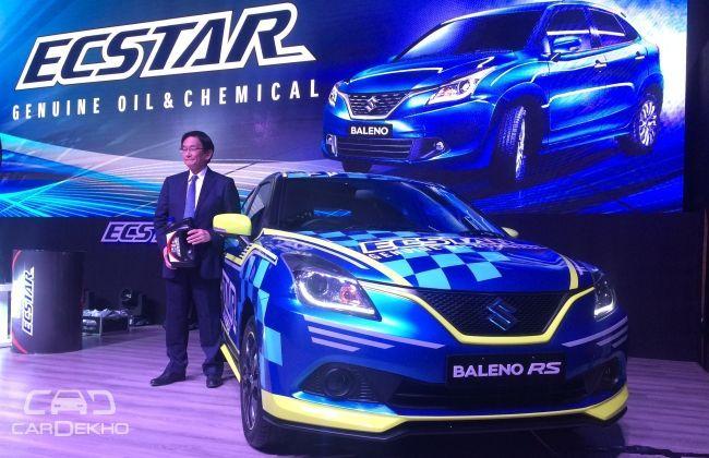 Maruti Suzuki launches Ecstar car care product range