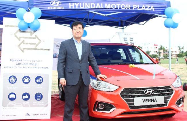 Y K Koo, MD & CEO, HMIL