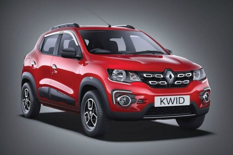 Renault Kwid Design Suv Inspired Styling Features Cardekho Com