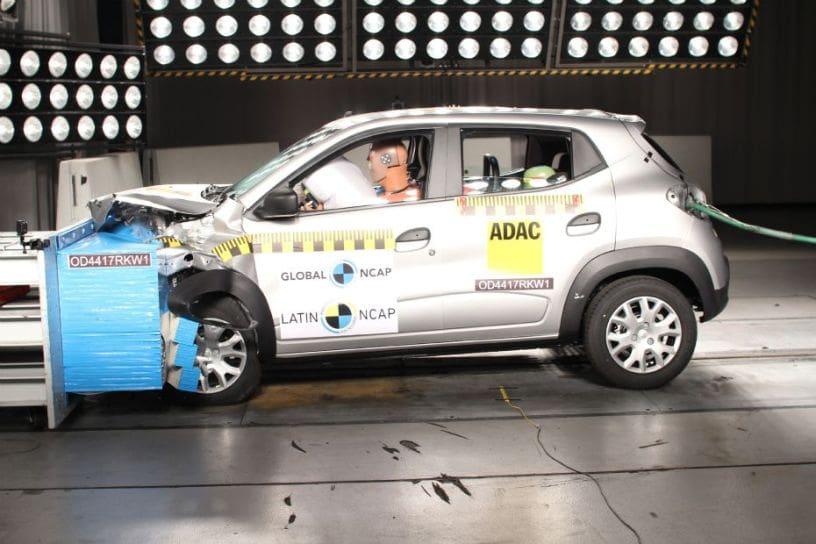 Renault Kwid (Brazil-spec)