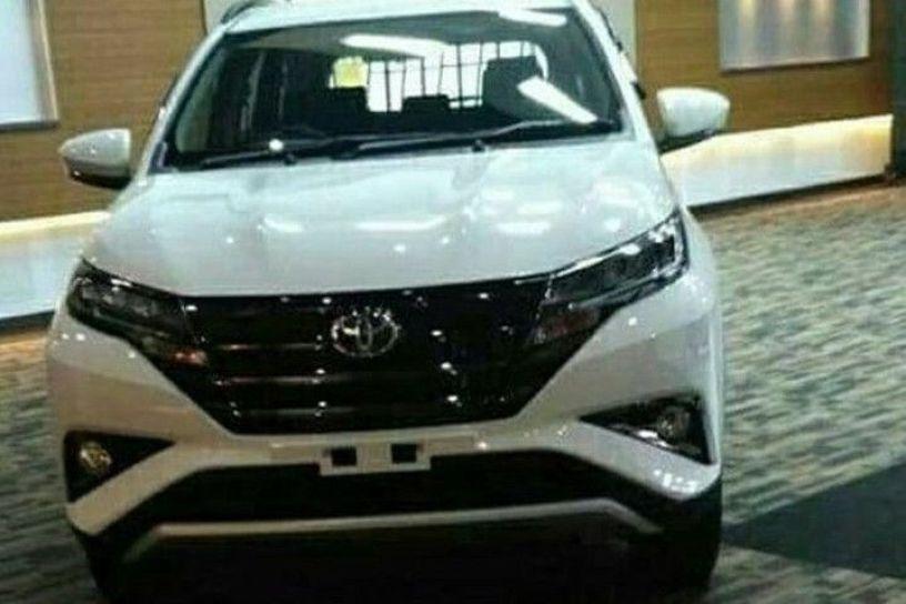 Next-gen Toyota Rush