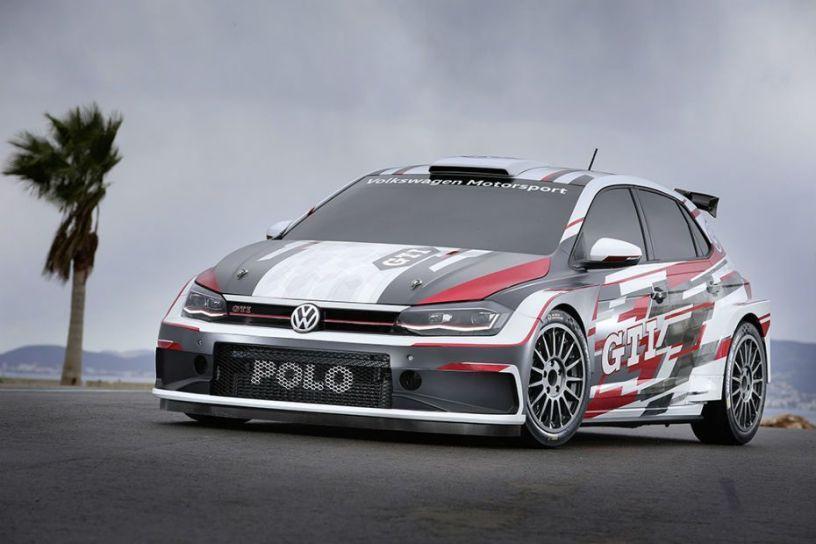 Volkswagen Polo Gti R5 Rally Car Showcased Cardekho Com