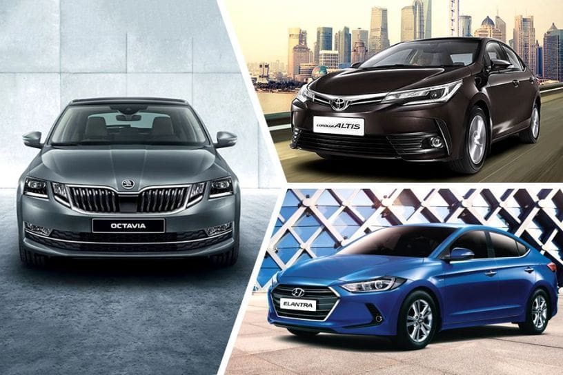 Superior The Executive Sedan Segment Is A Very Hard Nut To Crack In A Market Like  India. Buyers In This Segment Have Increasingly Started Preferring SUVs Or  Going ...