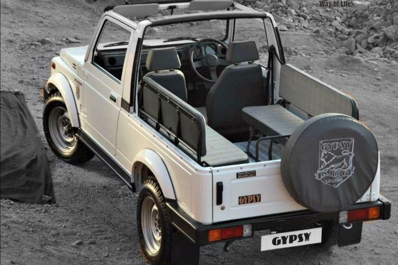 Maruti Suzuki Gypsy