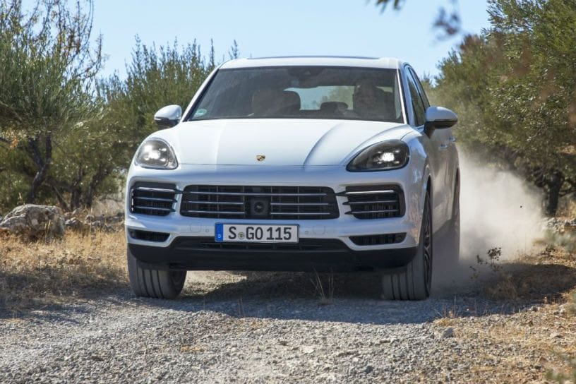 2018 Porsche Cayenne Turbo Bookings Open To Launch In June