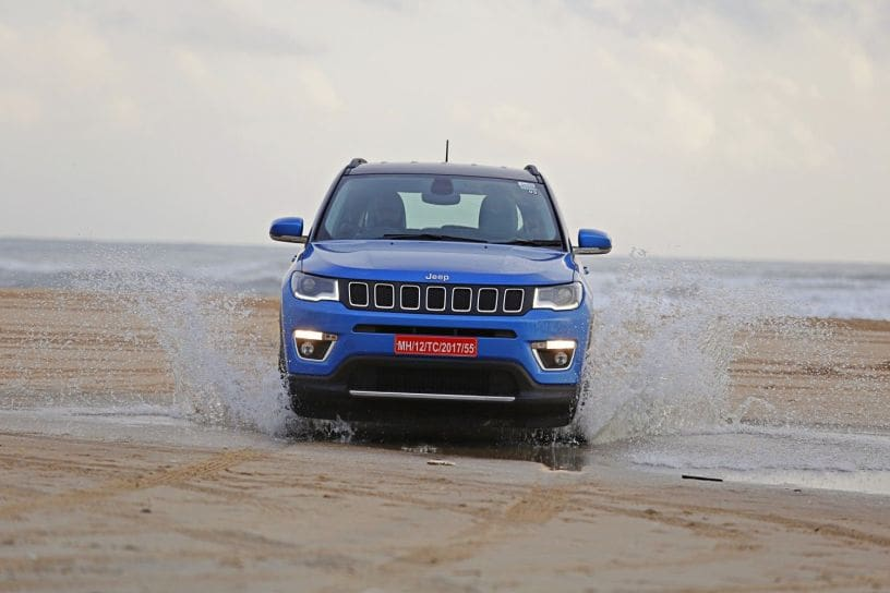 Jeep Compass Crosses 10k Sales Mark Prices To Go Up From Jan 2018