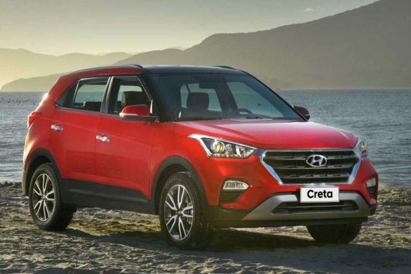 Brazil-spec Hyundai Creta Facelift