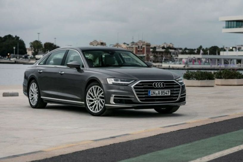 New Audi AL Listed On India Site Coming Soon CarDekhocom - Audi a8l