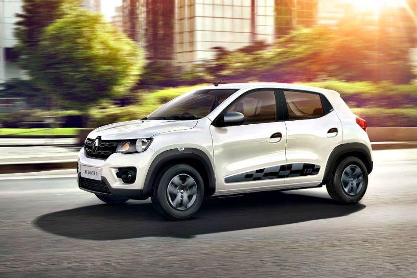 Renault Kwid 1.0-litre