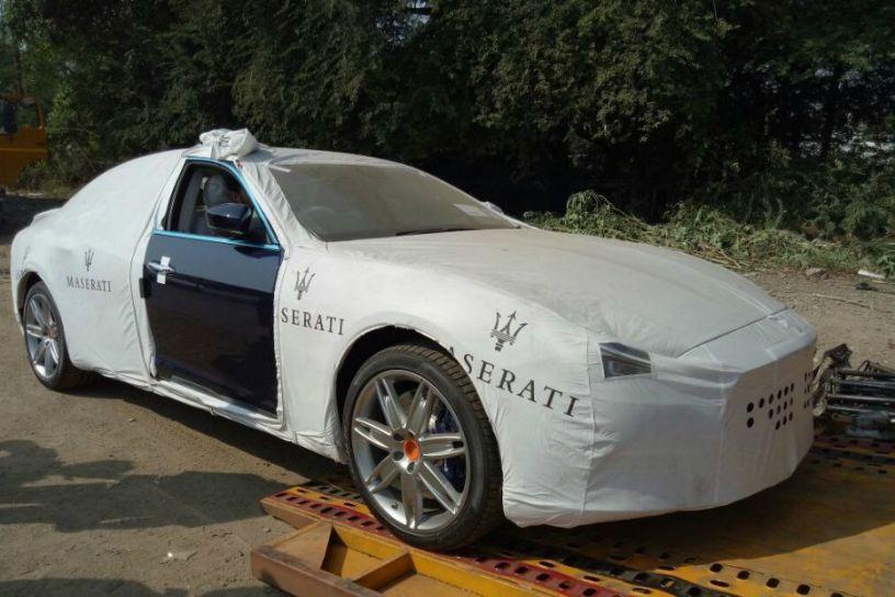 Maserati Quattroporte GTS In India