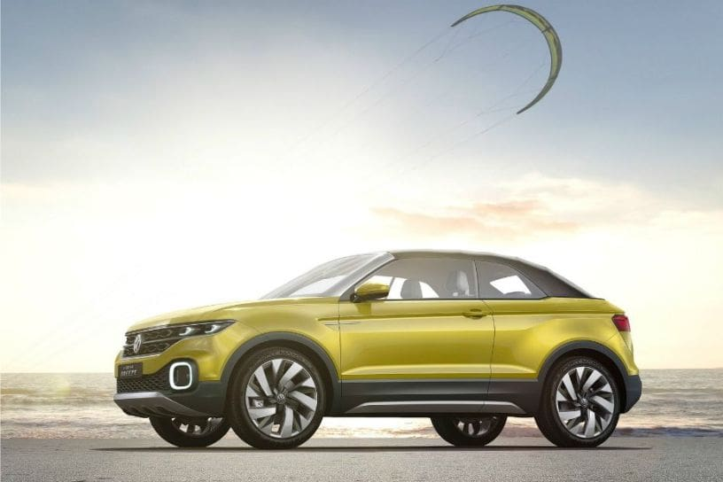 Volkswagen T Cross Compact Suv To Debut In 2018 Cardekho Com