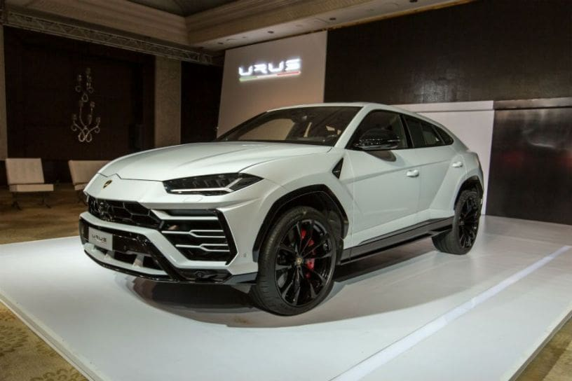Delightful After Previewing Itu0027s Take On An SUV To Prospective Owners A Few Days Ago,  Lamborghini India Has Finally Revealed The Prices Of The Much Awaited  Lamborghini ...
