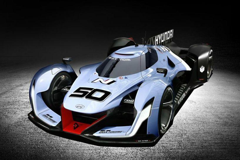 Hyundai N 2025 VGT Concept