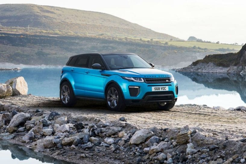 Range Rover Evoque Landmark Edition Launched At Rs 50 20 Lakh