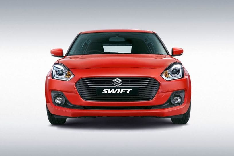 Maruti Suzuki Swift 2018