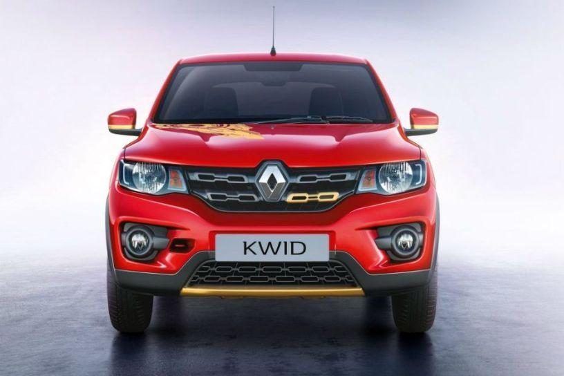 Renault Kwid Iron Man Edition