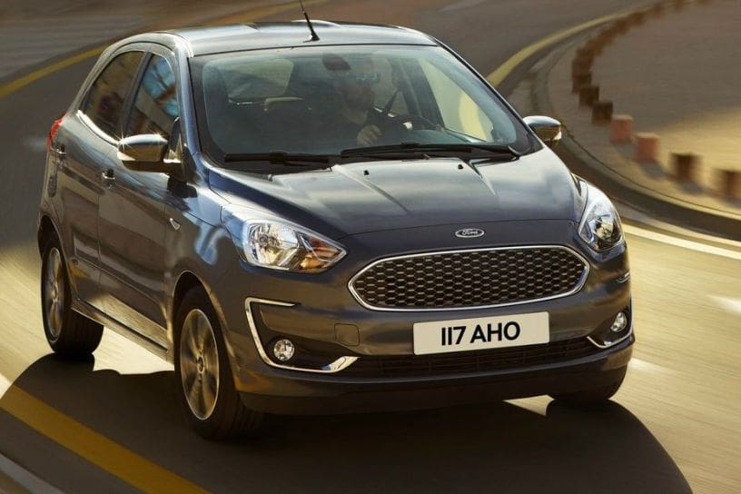 Ford KA+ Facelift