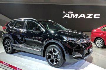 New 2018 Honda Cr V India Launch In October Engine Details Revealed