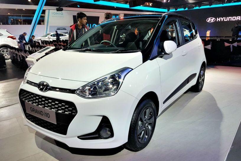 2018 Hyundai Grand i10 Dual-Tone